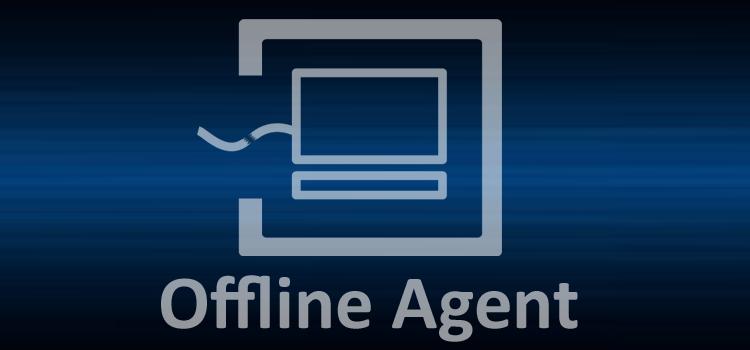 Offline-Agent: Funktion und Einstellungen