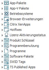 Software Inventarisierung