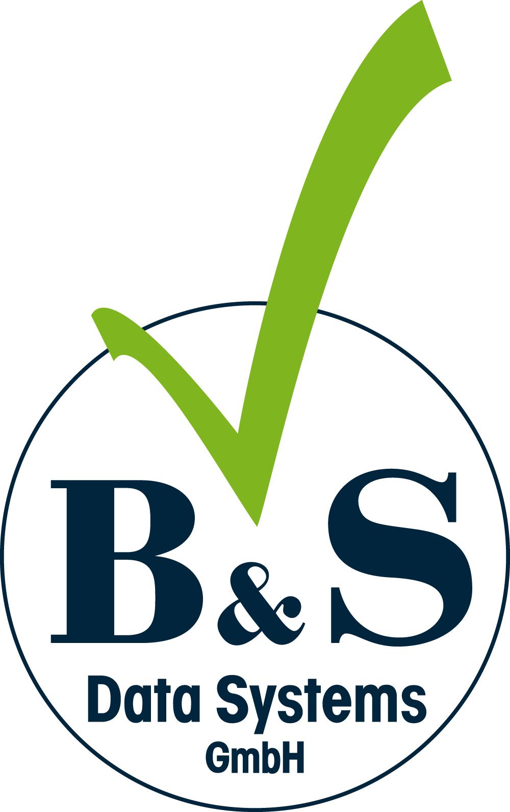 B & S Data Systems Logo