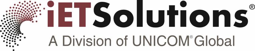iET Solutions Logo