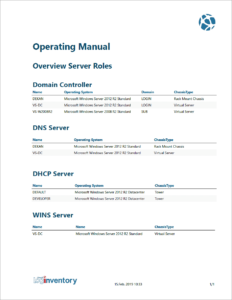 LOGINventory Operating Manual
