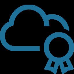 Lizenzmanagement: Logo Cloud Subscriptions